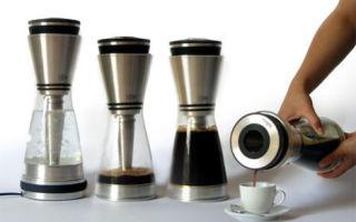 Потрясающая кофемашина