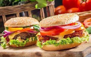 Где попробовать вкусные бургеры?