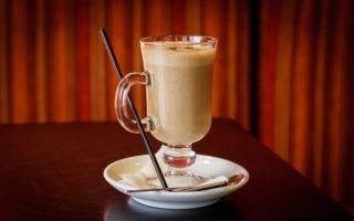 кофейный коктейль «Шмель»