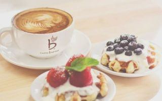 Завтрак бариста